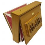 Shruti box teak recon small side